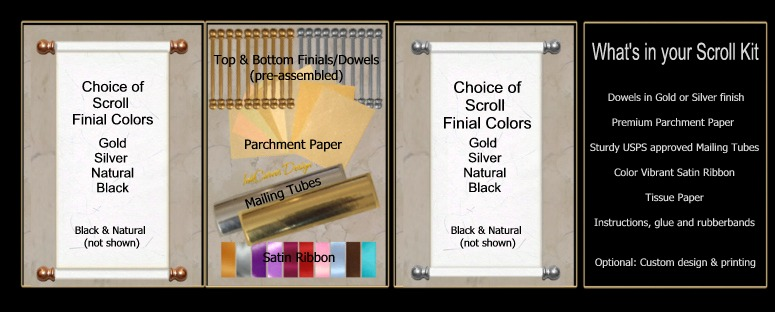 Scroll kits do it yourself wedding invitations invitations scroll kits do it yourself wedding invitations invitations wedding wedding calligraphy scrolls scroll invitations wooden scrolls place cards solutioingenieria Image collections
